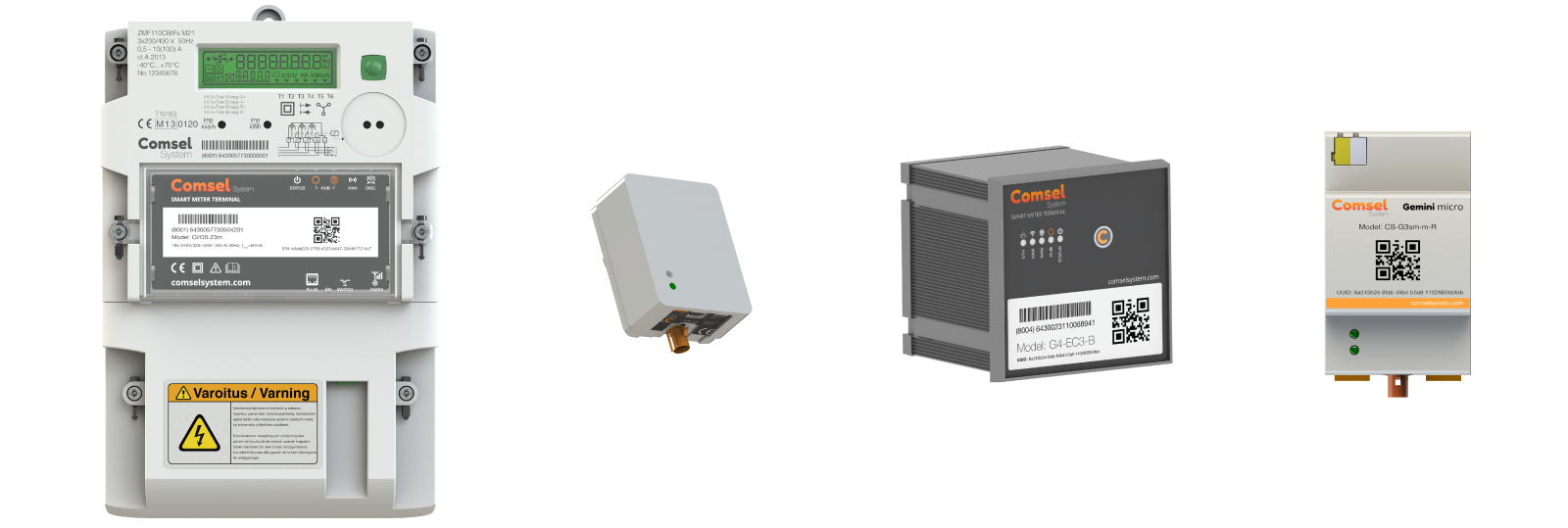 Comsel Electricity Metering Devices